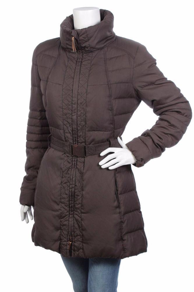 Hugo Boss Orange Jacket Women Damen Brown Size: M #HUGOBOSS