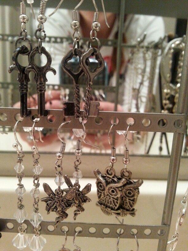 My everyday earrings