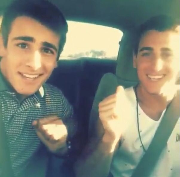 Jor and Vinny Miuccio♡