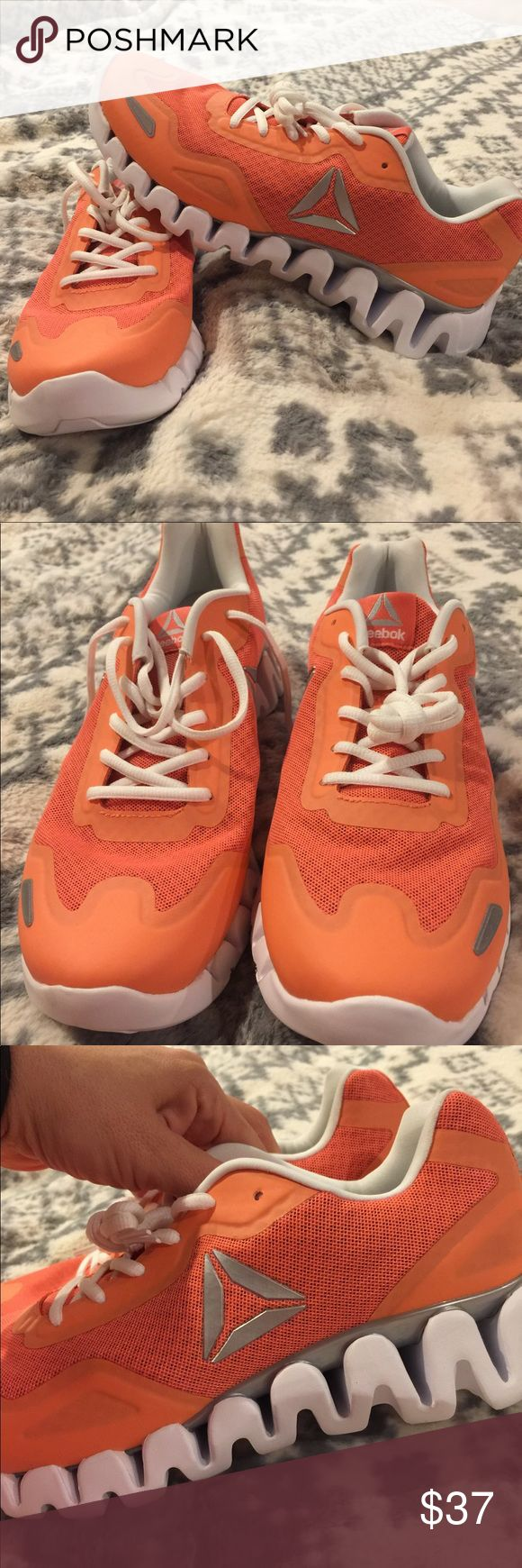 NWT Reebok Zig Evolution Running Shoe Never wore- NWT longer hAve box but pics show brand new condition- zigtech Running Shoe- Reebok Shoes Athletic Shoes