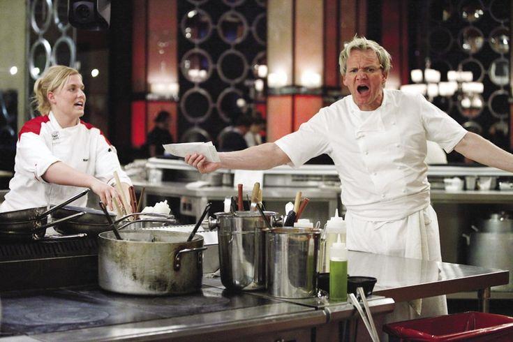 Gordon Ramsay-t, a konyha ördögét, talán nem nagyon kell senkinek bemutatni. Ha a - nem éppen higgadt természetéről ismert - fakanálforgató szakácskönyveit nem is mindenki ismeri, de a televízióban egy-egy gasztronómiai műsorát biztosan sikerült már