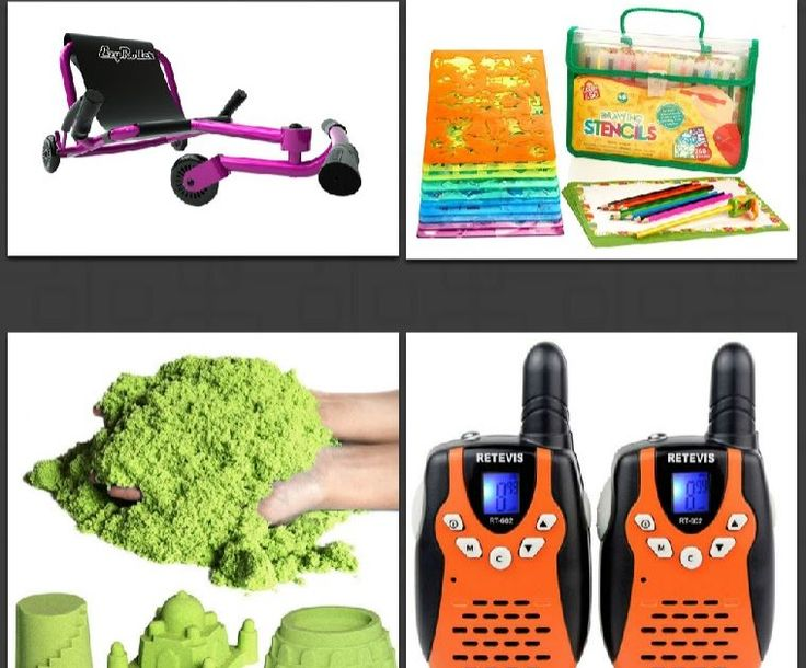 Amazon Toy Lightning Deals August 1st - Learning Pad, Kinetic Play Sand, EzyRoller Classic + More!
