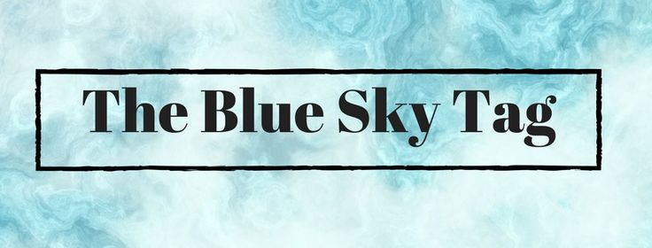 The Blue Sky Tag