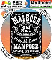 Skerp humor op die Malboer.com ontwerpe