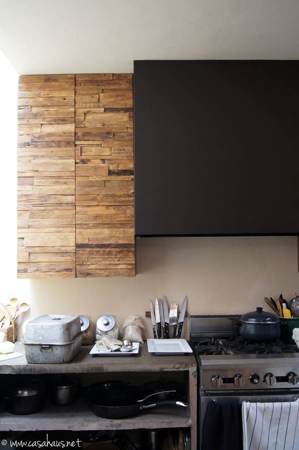 cocina rústica | Casa Haus