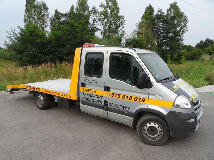 Wojart-24h - Świadczymy usługi transportowe, przewozu samochodów i maszyn na terenie całego kraju, a także oferujemy prace podnośnikiem koszowym w obrębie województwa Łódzkiego.