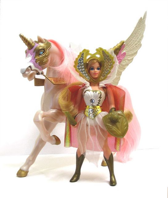 words cannot express how much i loved she-ra #80s #memories #toys