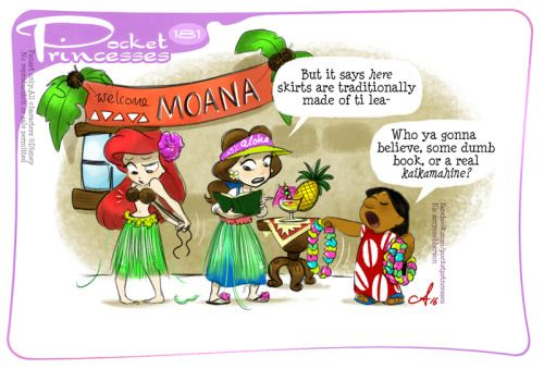 Pocket Princesses 181: Authenticity