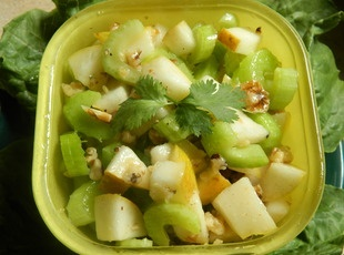 Pear and Celery Salad | Food - Soups and Salads | Pinterest