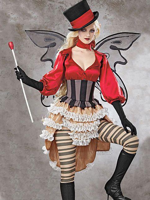 Schnittmuster Kostüm, böse Fee.