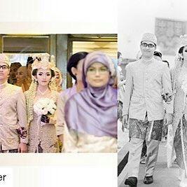 Prosesi pernikahan mba Aulia dan mas Irwan dengan adat Sunda #resepsi  #adatsunda #sundasiger #gold #dewinakarina