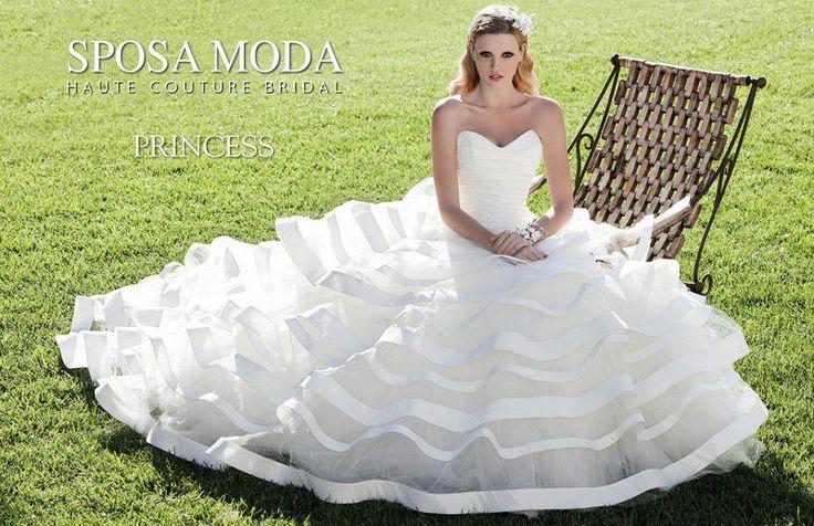 Bridal Sposa Moda campaign