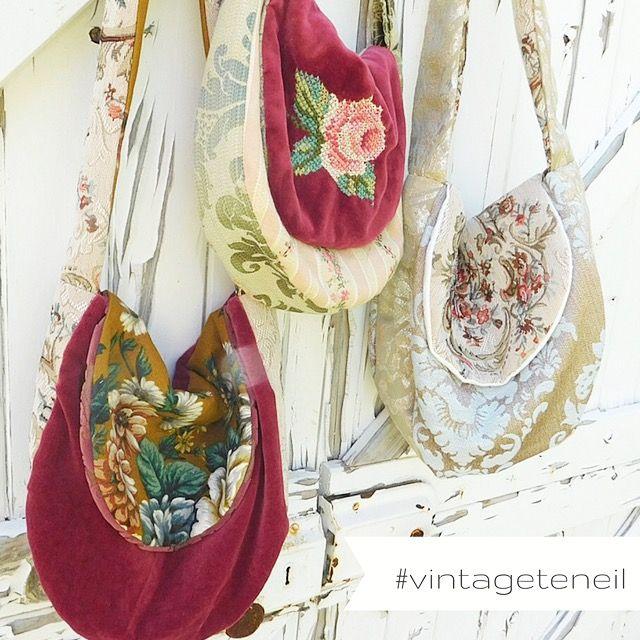 Sneak peek of my new #vintageteneil collection bohemian carpet bags gypsy boho