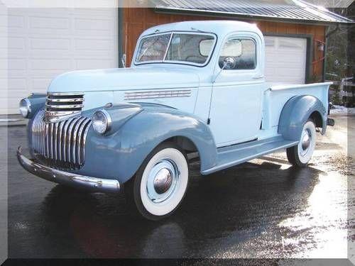 1945 chevy truck