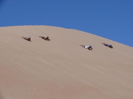 Sandboarding on tripadvisor