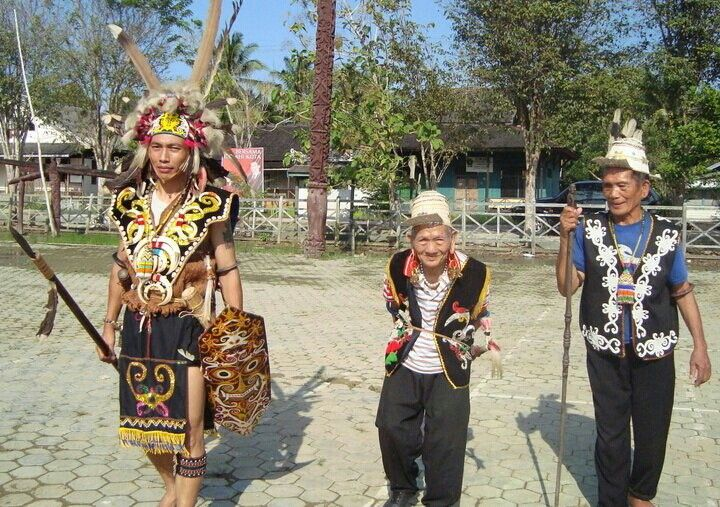 Traditional people