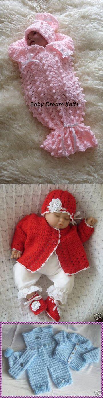 Вязание для новорождённых