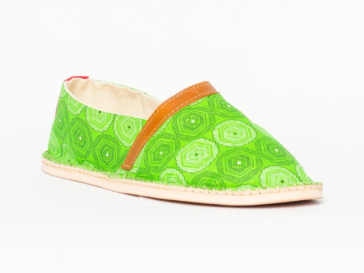 African Handmade Shoes Espadrilles TLOU (sotho: elephant) Elephants need large amounts of food every day. That's why, in order to survive they always walk through long distances. Do not content yourself with a poor diet just because it is more comfortable. Dare and get the whole!