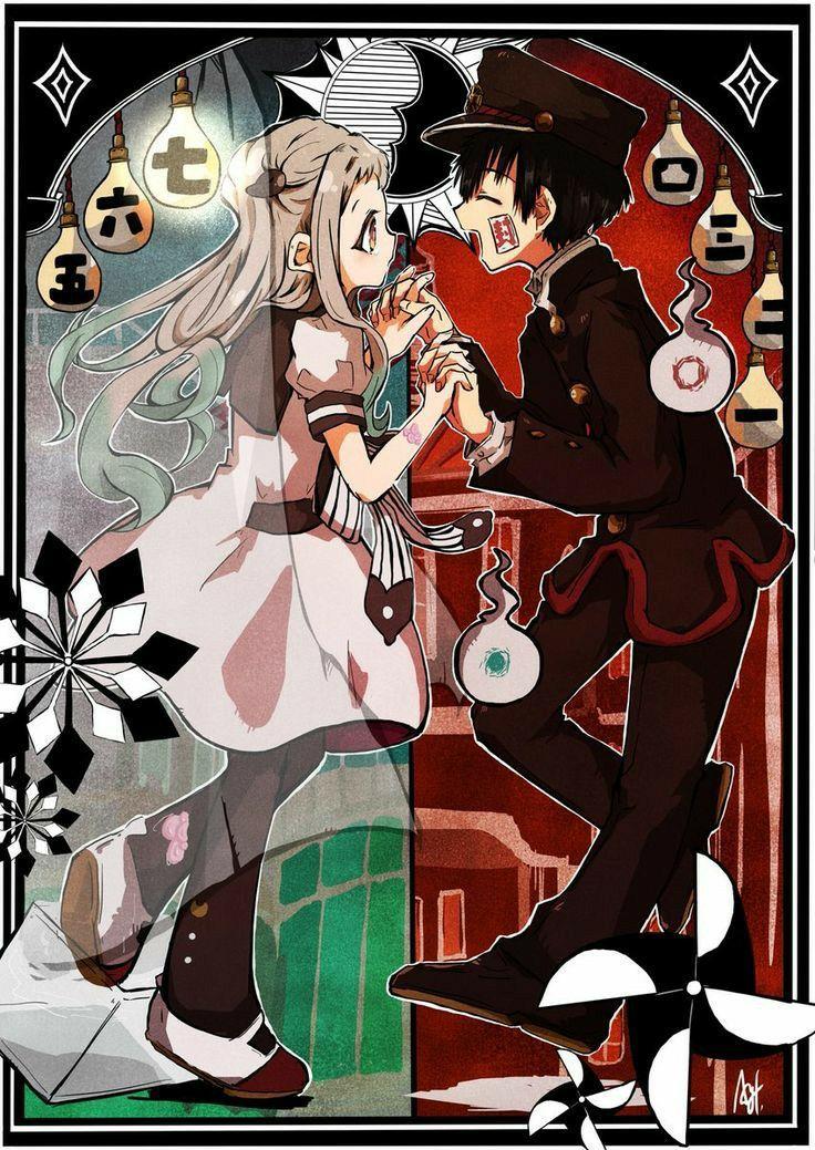 Imágenes de Jibaku Shounen Hanakokun Fondo de anime