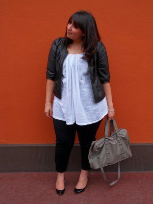 Plus Size Fashion for Women - Plus Size Outfit Idea - Saks In the City