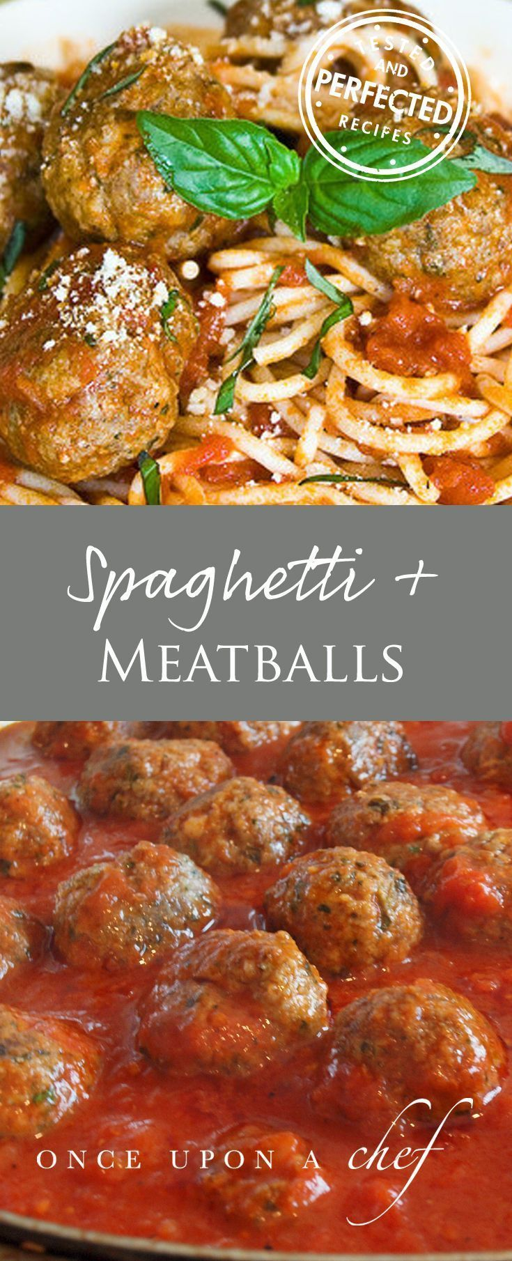 Spaghetti and Meatballs #dinnerrecipe #spaghetti #spaghettiandmeatballs