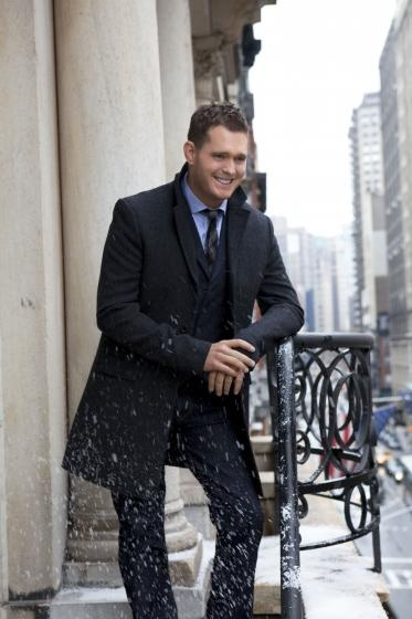 Michael Buble just called from London. He is on his way to Munich and will be here for our pre-ball concert!!!