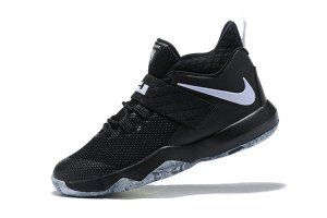 1610a587b90dc Mens Nike Ambassador X 10 Lebron James Oreo Wolf Grey AH7580 002 Basketball  Shoes