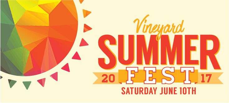 Summerfest 2017 - Vineyard Community Church Richmond KY