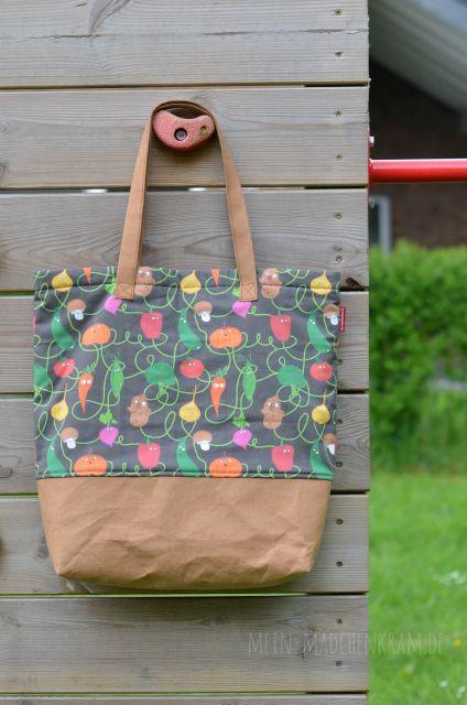 Mädchenkram: Genäht: Noch mehr Sommertaschen für Frau Kram
