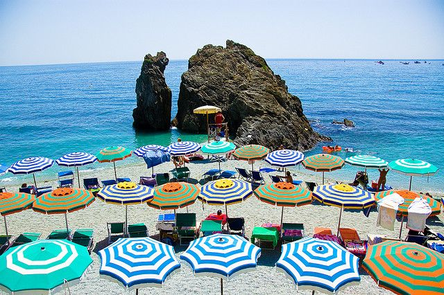 Montorosso, Cinque Terre, Italy