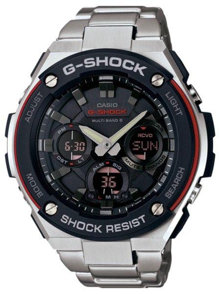 CASIO G-SHOCK G-STEEL | GST-W100D-1A4ER