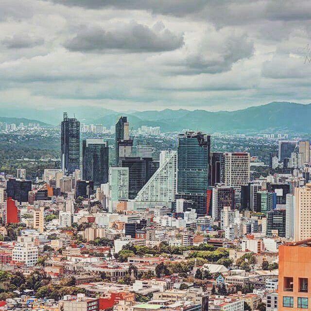 México D.F. en Federal District