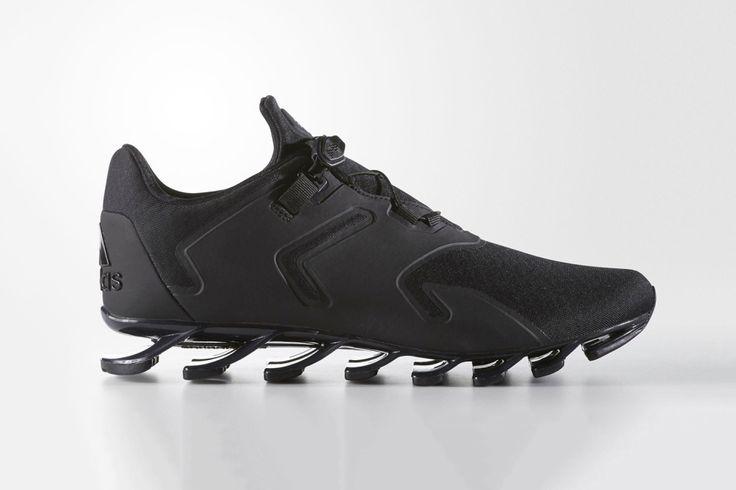 adidas Springblade Solyce Triple Black Sneaker