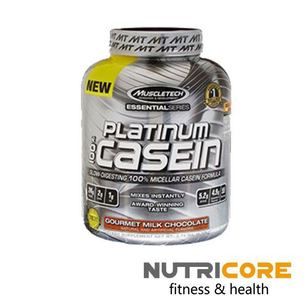 PLATINUM CASEIN | Nutricore | fitness & health