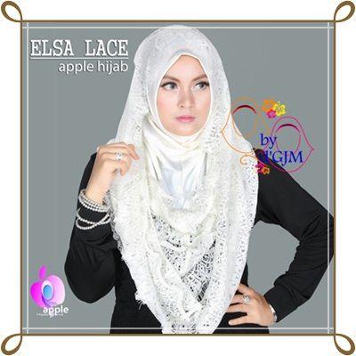 Jilbab Instan Cantik Terbaru Modern Elsa Lace By Apple http://kerudungmodern.com/jilbab-instan-cantik-terbaru-modern-elsa-lace-by-apple/
