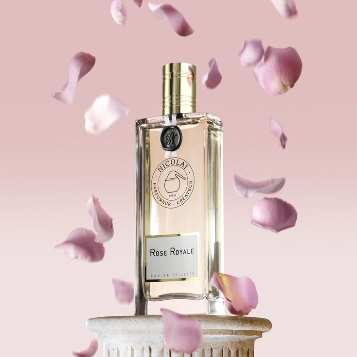 Rose Royale, Nicolai Paris    https://www.perfumelounge.nl/products/rose-royale