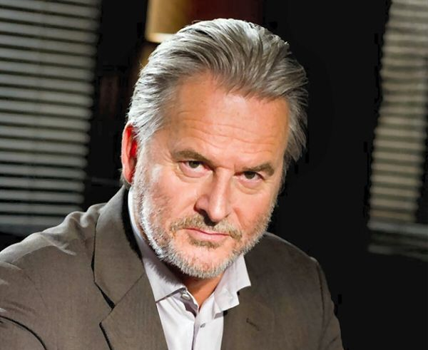 Trevor Eve - One of my favorite British Actors, known for Waking the Dead. A british CSI for Cold Cases