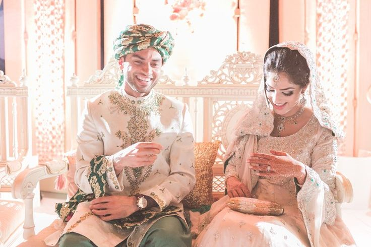 romantic and dreamy pakistani muslim wedding, california