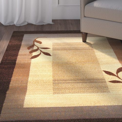 Found It At Wayfair   Eugenia Brown Contemporary Area Rug
