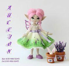 Открытый аукцион по продаже каркасной куклы ручной работы Холлилотэ (Хлопок, рост 17 см) 💜Начальная цена -10 $ 💜Шаг аукциона -3$ 💜Начало -13 февраля  в 16:00 час.(Московское время(+3GMT)) 💜Окончание -13 февраля  в 22:00 час. (Московское время(+3GMT)) 💜Аукцион проводится по принципу состязательности.  Победитель аукциона приобретает куклу Холлилотэ 💜Ставка должна превышать лучшую ставку, на величину шага аукциона. 💜Время аукциона продлевается от времени окончания 22:00 час. (Московское…