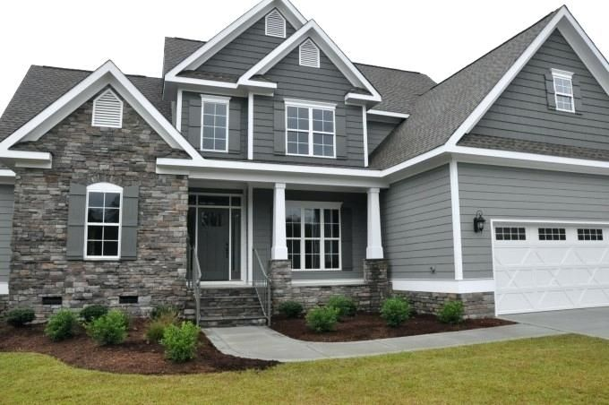 Grey Vinyl Siding Houses Ironstone Dark Grey Siding Misty Shadow