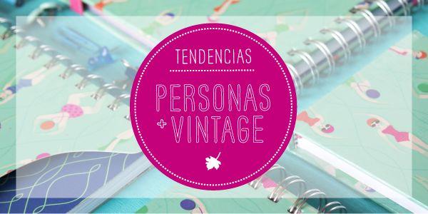 Personajes Vintage