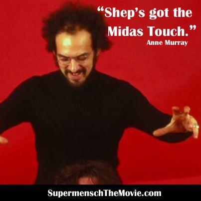 Anne Murray on Shep Gordon, Supermensch, as a manager. http://