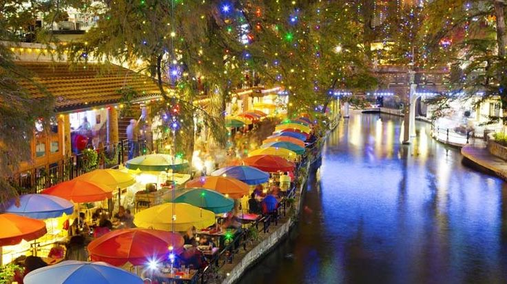 Experience the River Walk, San Antonio's #1 Attraction