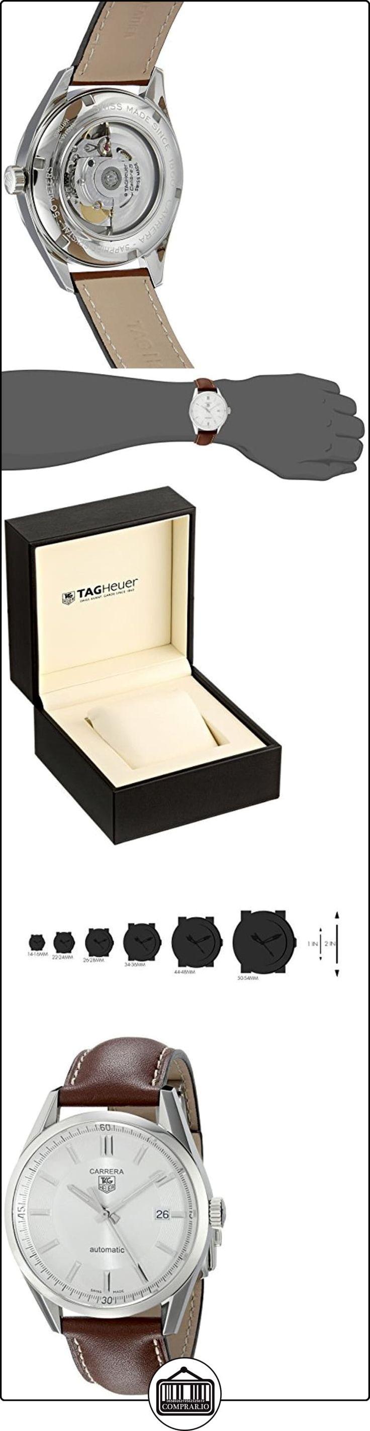 TAG Heuer WV211A.FC6203 - Reloj para hombres de  ✿ Relojes para hombre - (Lujo) ✿