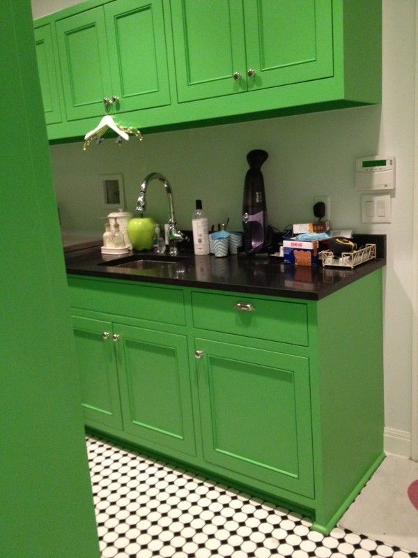 Paradise Valley Kitchen Cupboards By Benjamin Moore. Wowzers!