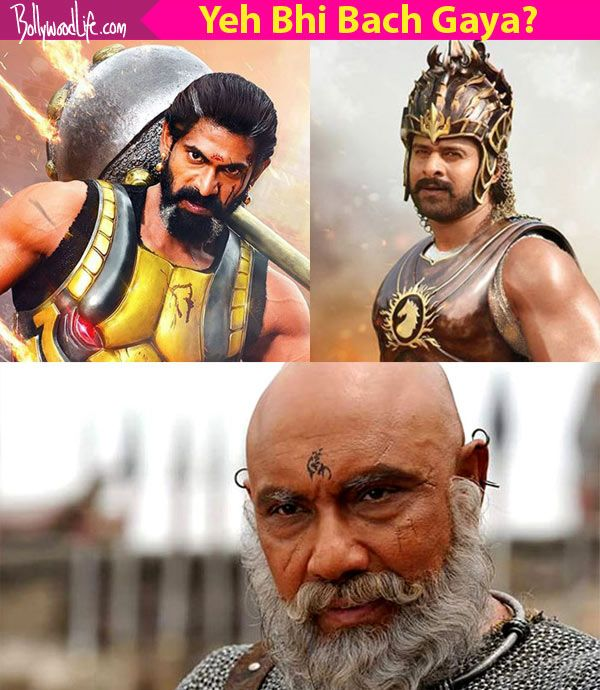 Prabhas' Baahubali, Rana Daggubati's Bhallaladeva or Sathyaraj's Kattappa – predicting who will make it out alive of Baahubali 2 #FansnStars