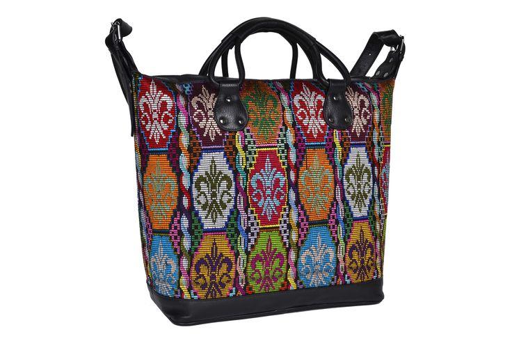 Guatemalan handmade Morning Train bag www.morningtrain.eu
