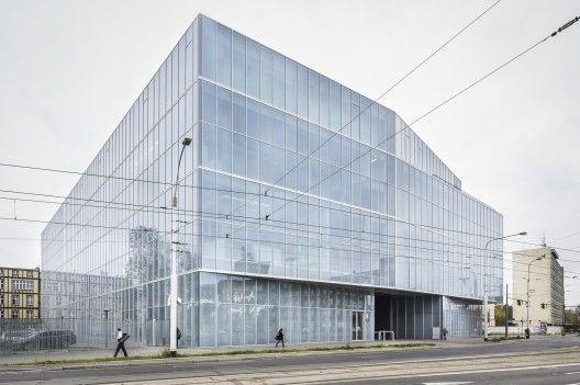 Academy Of Fine Arts Wroclaw, Poland by Pracownia Architektury Glowacki
