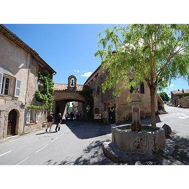 17 meilleures images propos de france provence alpes - Les plus beau village du var ...